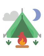 Peralatan Camping, Hiking